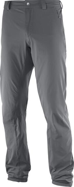 long Homme Incline Salomon Wayfarer Pantalon gris ng04z